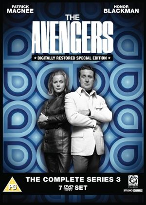 The Avengers: The Complete Series 3 (1964)
