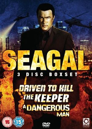 Seagal (3 Disc Boxset)