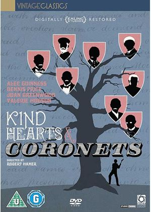 Kind Hearts And Coronets - Digitally Restored (1949)