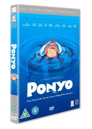 Ponyo (Studio Ghibli Collection)