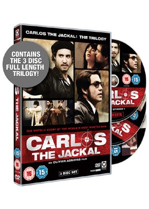 Carlos The Jackal - The Trilogy