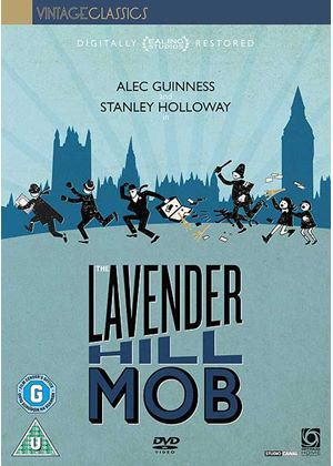 The Lavender Hill Mob (60th Anniversary Edition)
