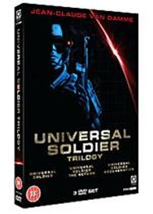 Universal Soldier Trilogy
