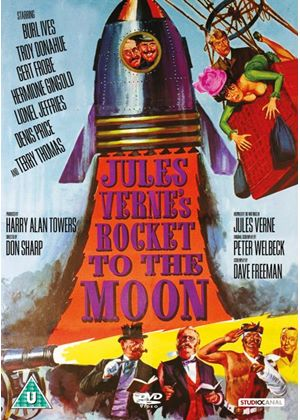 Jules Verne's Rocket To The Moon (1967)