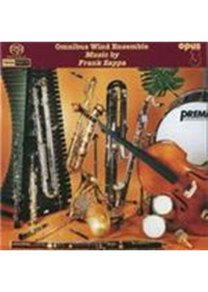 Omnibus Wind Ensemble - Music By Frank Zappa [SACD] (Music CD)