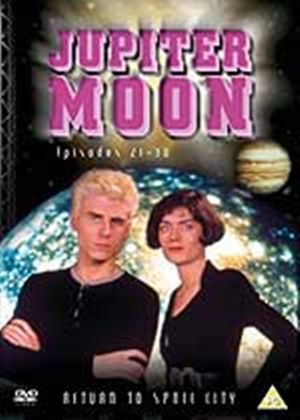 Jupiter Moon 3 - Return To Space City (Two Discs)