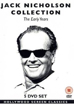 Jack Nicholson - The Early Years / Ride in the Whirlwind / The Shooting / Velocity / Flight To Fury / Studs Lonigan