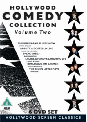Hollywood Comedy Collection - Vol. 2