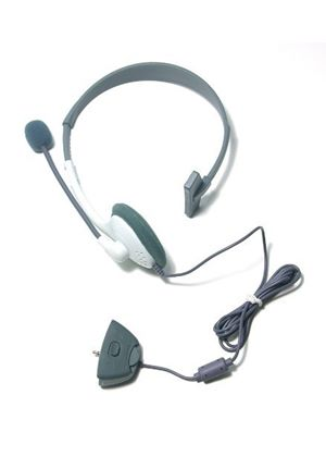 ORB Wired Headset (Xbox 360)
