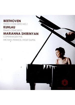 Beethoven, Kuhlau: Piano Concertos (Music CD)