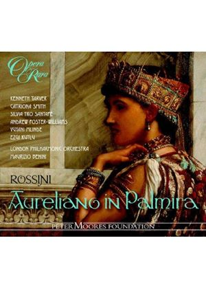 Rossini: Aureliano In Palmira (Music CD)
