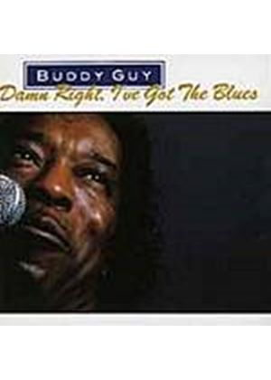 Buddy Guy - Damn Right, Ive Got The Blues (Music CD)