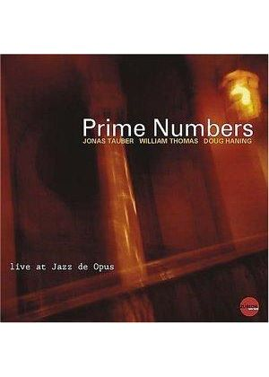 Thomas Tauber And Haning - Prime Numbers [US Import]
