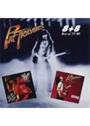 Pat Travers - 8 + 8 - Best Of 77 - 80 (Music CD)