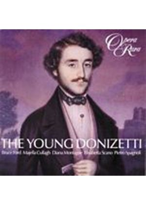 Gaetano Donizetti - The Young Donizetti (Parry, Allemandi, Francis, RPO, ASMIF) (Music CD)
