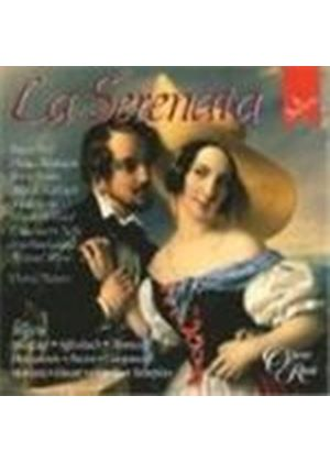 Various Composers - La Serenata (Harper, Simpson, Beer, Ford) (Music CD)