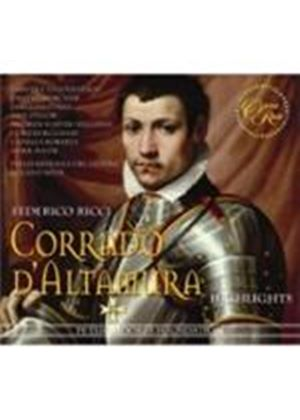 Ricci: Corrado d\\\\\'Altamura (highlights) (Music CD)