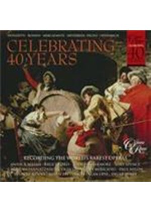Opera Rara - Celebrating 40 Years (Music CD)