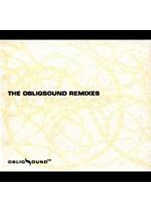 Various Artists - The Obliqsound Remixes (Music CD)