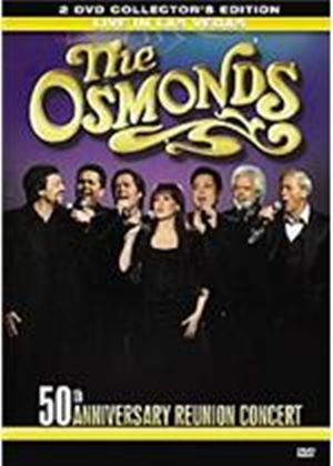 The Osmonds: 50th Anniversary Reunion Concert - Live In Las Vegas (Music DVD)