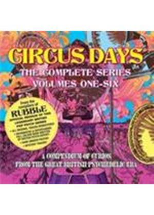 Various Artists - Circus Days Vol.1-6 (The Complete Series) (Music CD)