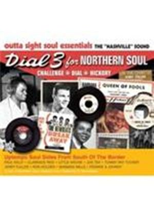 Various Artists - Dial 3 For Nothern Soul (Music CD)