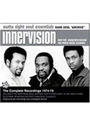 Innervision - We're Innervision (Music CD)