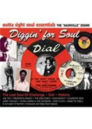 Various Artists - Diggin' For Soul (The Lost Soul Of Challenge, Dial & Hickory) (Music CD)