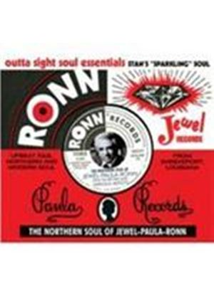 Various Artists - Stan's Sparkling Soul (The Northern Soul Of Jewel-Paula-Ronn) (Music CD)