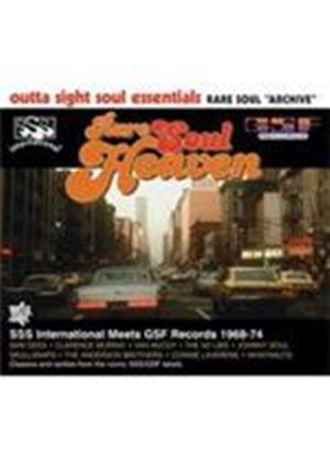 Various Artists - Rare Soul Heaven (SSS International Meets GSF Records 1968-1974) (Music CD)