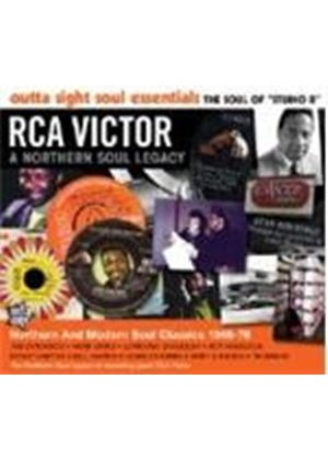 Various Artists - RCA Victor - A Northern Soul Legacy (Music CD)