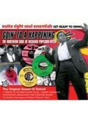 Various Artists - Goin' To A Happening (The Northern Soul Of Richard Popcorn Wylie) (Music CD)