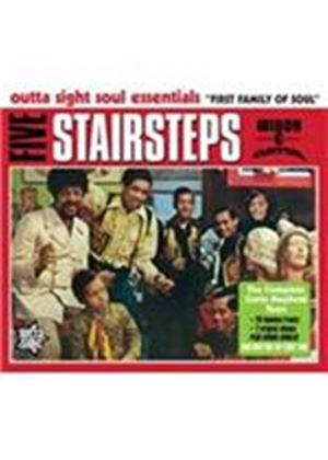 Five Stairsteps (The) - Complete Curtis Mayfield Years (Music CD)