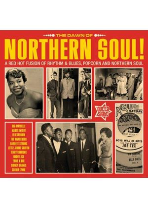 Various Artists - The Dawn Of Northern Soul (Music CD)