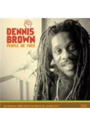 Dennis Brown - People Be Free (Music CD)