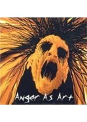 Anger As Art - S / T (Music Cd)