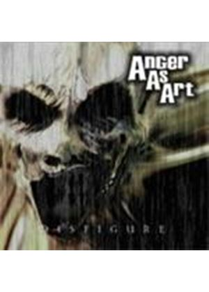 Anger As Art - Disfigure (Music CD)