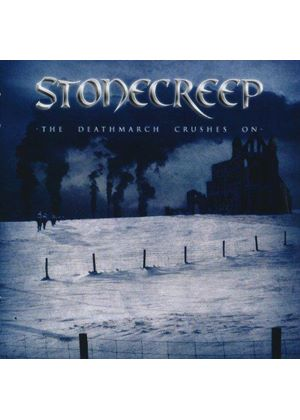 Stonecreep - Deathmarch Crushes On (Music CD)