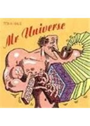 Tony Hall - Mr. Universe
