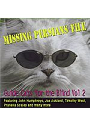 Various Artists - Missing Persians File: Guide Cats For The Blind Volume 2 (Music CD)