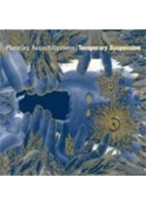 Planetary Assault Systems - Temporary Suspension (Music CD)