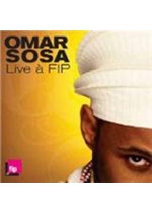Omar Sosa - Live At FIP (France Inter Paris)