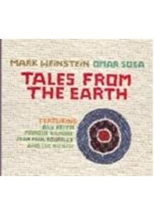 Mark Weinstein & Omar Sosa - Tales From The Earth (Music CD)