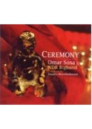 Omar Sosa & NDR Bigband - Ceremony (Music CD)