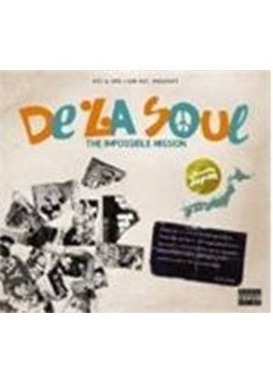 De La Soul - Impossible Mission (Operation Japan) (Music CD)