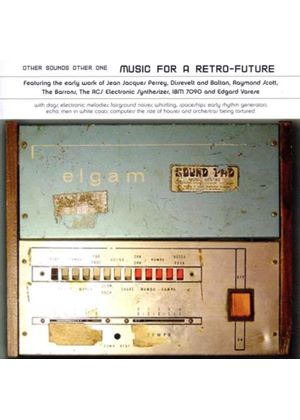 Various Artists - Music For A Retro Future (Music CD)