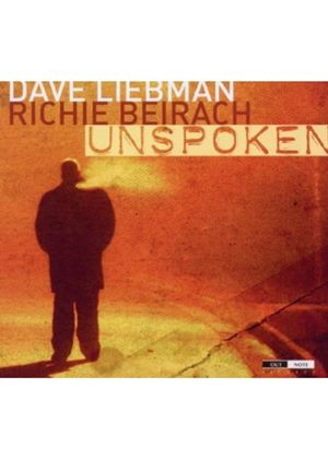 Richie Beirach, Dave Leibma - Unspoken (Music CD)