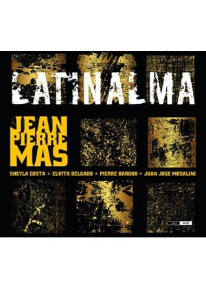 Jean-Pierre Mas - Latinalma (Music CD)