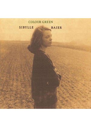 Sibylle Baier - Colour Green (Music CD)