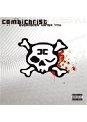 Combichrist - Everybody Hates You (Music CD)